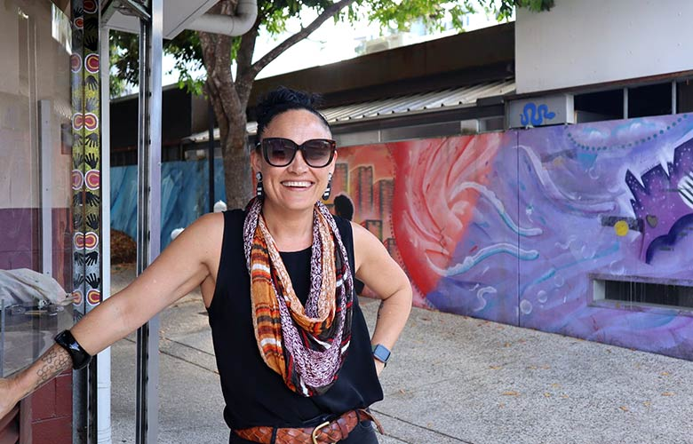 Kylie, Community Development Worker at West End Community House